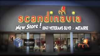New Scandinavia Furniture Store 8847 Veterans Metairie La 504 455-7100