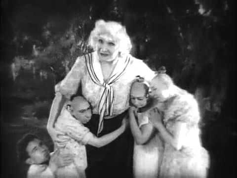 The Children   Tod Browning's Freaks 1932 with English captions