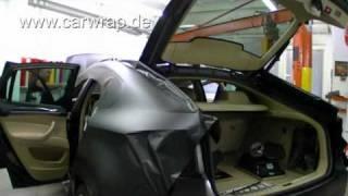 full Car-Wrap BMW   X6