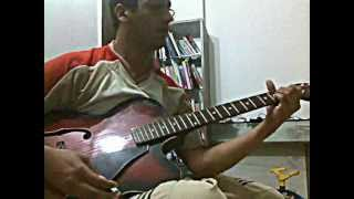 Baatein kuch ankahee si (Life in Metro) lesson cover Guitar Chords  Mouthorgan