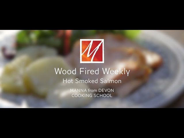 Manna from Devon's Woodfired Hot Smoked Salmon