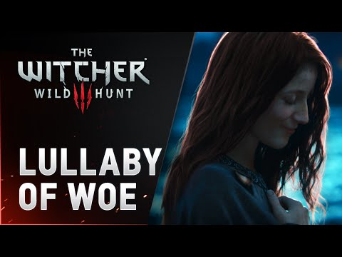 Клип The Witcher 3: Wild Hunt - Lullaby of Woe (special single)