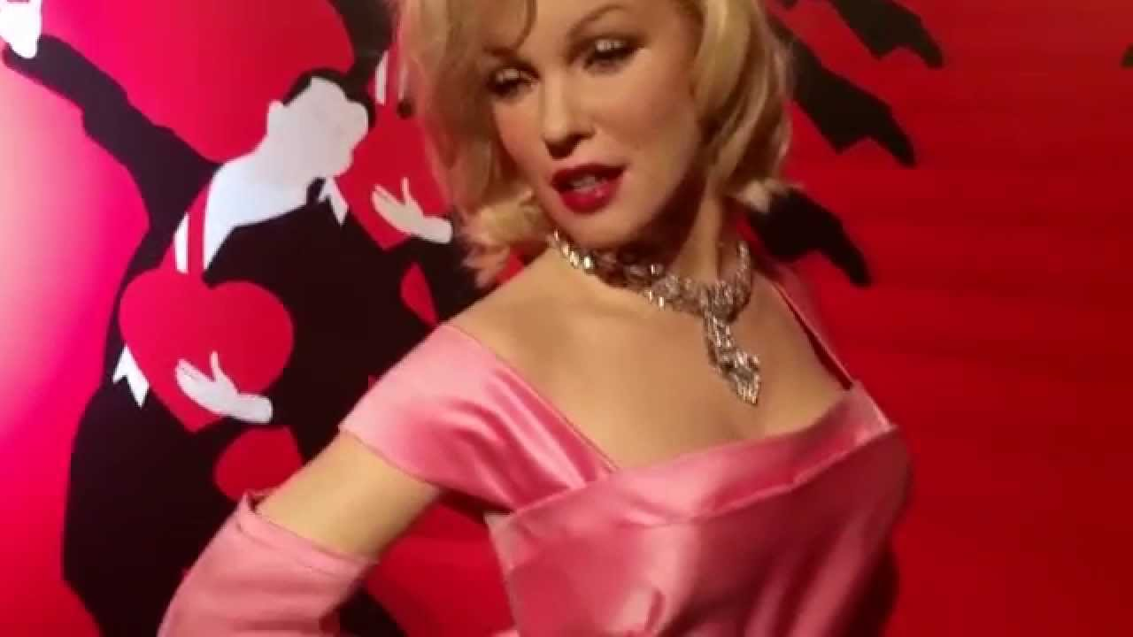 Madame Tussauds Hollywood Marilyn Monroe
