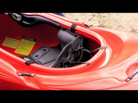 Outfitting your Dagger Whitewater Kayak