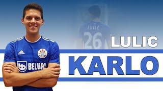 Karlo Lulic ● Central Midfielder ● Slaven Belupo