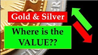 Gold & Silver Price Update - August 29, 2019 + Where is the Value??