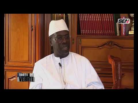 Intégrale - TOUTE LA VERITE / Me Souleymane Ndéné Ndiaye,