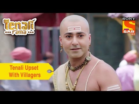 Your Favorite Character | Tenali Upset With Villagers | Tenali Rama