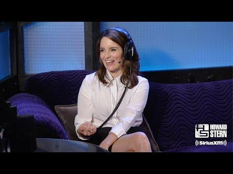 "Tina Fey on How Robert De Niro Suggested She Play Sarah Palin on ""SNL"" (2015)"