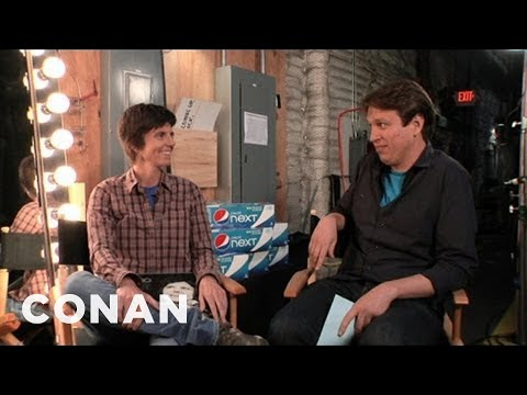 Pete Holmes' Exclusive Tig Notaro Interview - After-Hours Stand-Up Series  - CONAN on TBS