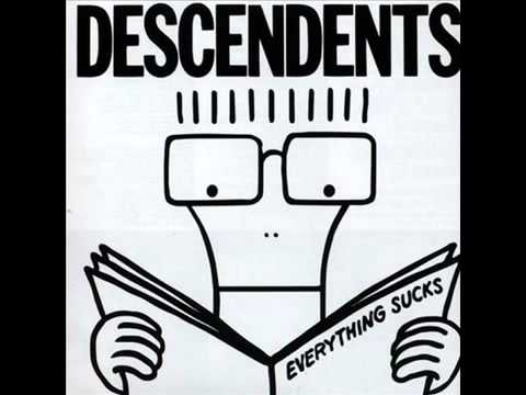 Descendents - Everything Sucks (Full Album)