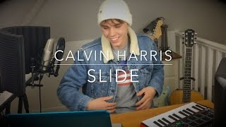 calvin harris frank ocean migos slide coverremix lyrics and chords