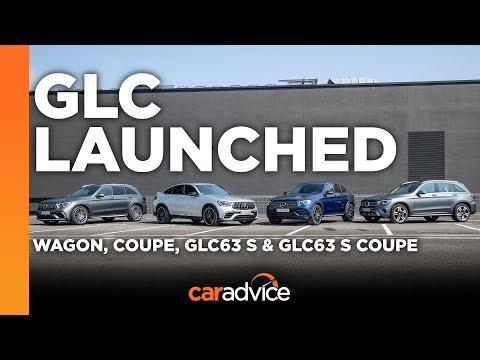 REVIEW: 2019 Mercedes Benz GLC & AMG GLC63 S