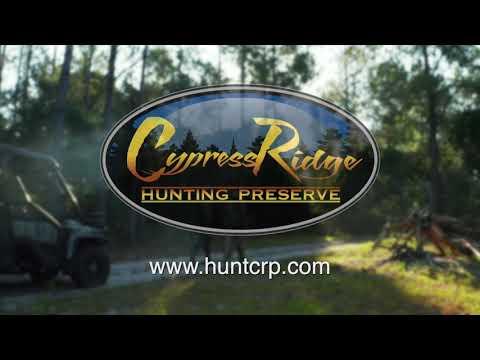 Cypress Ridge Hunting Preserve Testimonial