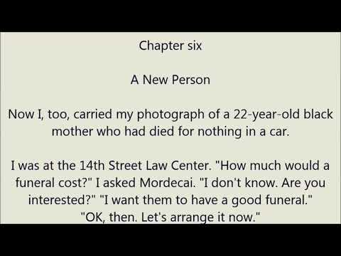 The street lawyer part 2