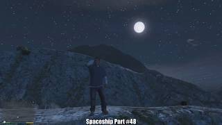 Grand Theft Auto V - Spaceship Part #48