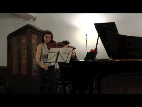 BCMS: Mozart Sonata for violin and piano K.454