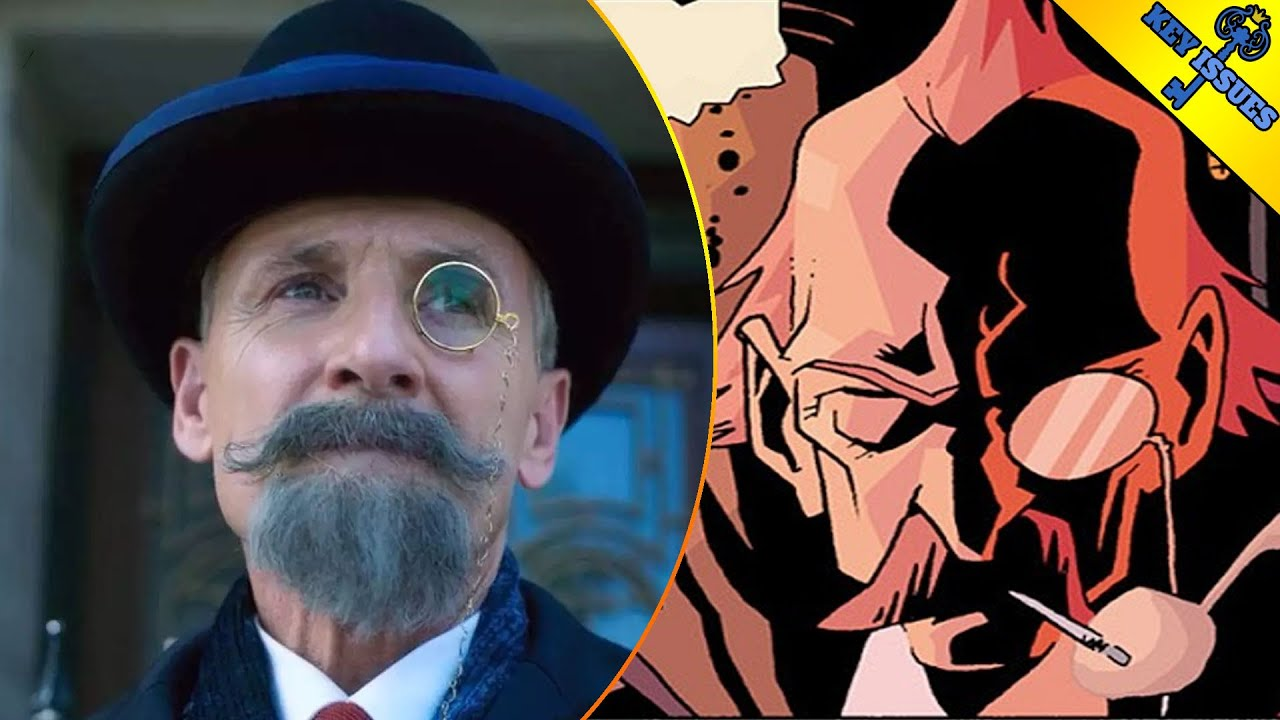 Umbrella Academy: Reginald Hargreeves Comic Book Origins Explained