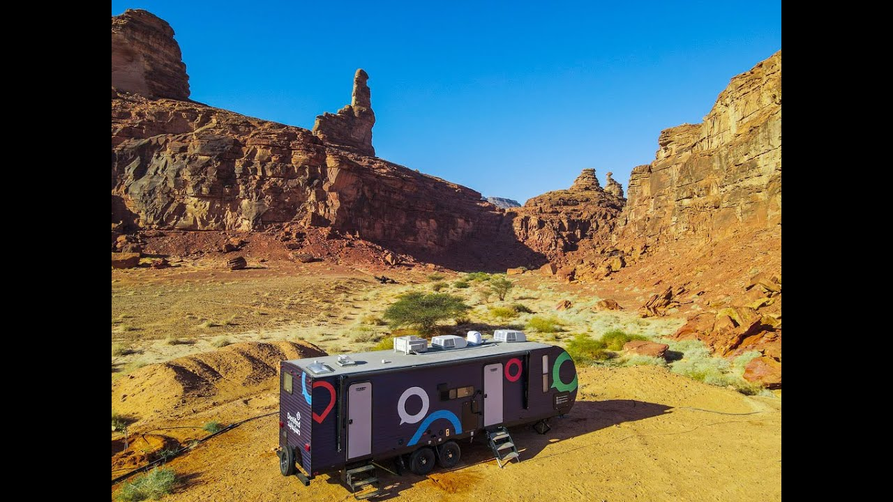 Al Ula Experience with Destifind - Unforgettable Moments