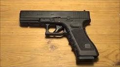 Glock 17 4,5mm Stahl BB Blowback CO2 Pistole - Review und Schusstest