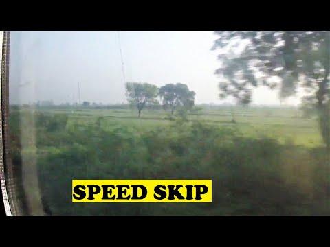 WAP5 Bhopal Shatabdi Rips Chata 150 KM/HR