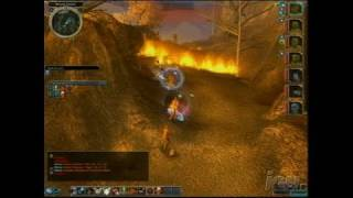 Neverwinter Nights 2 PC Games Video - Wilderness Fight