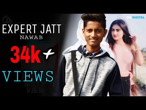 EXPERT JATT || NAWAB || MISTA BAAZ || OFFICIAL VIDEO BY RK ||