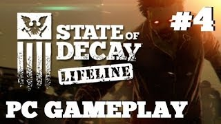 State Of Decay Lifeline DLC - PC Gameplay - Civilian Casualties [Part 4]