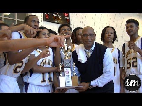 2014 Columbus City League Championship: Brookhaven vs Walnut Ridge [Full Game Mixtape]