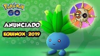 CONFIRMADO: ASÍ SERÁ EL EVENTO EQUINOCCIO 2019 (nuevos movimientos incluidos) | Pokémon GO