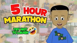 Lil Ron Ron 5 HOUR Marathon