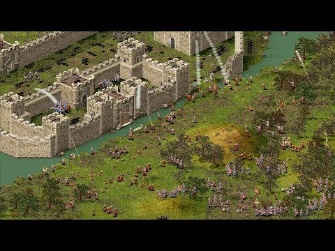 stronghold-|-ep.-12-|-epic-defense-of-the-mountain-pass---castle-siege-|-stronghold-hd-gameplay
