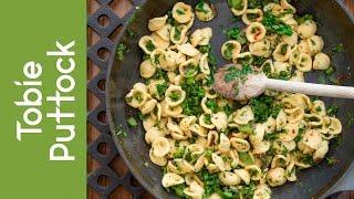 Orecchiette with Broccoli, Anchovy, Chili and Garlic