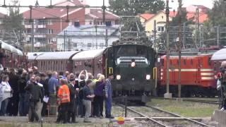 Video Krokodilen på Järnvägsmuseet Gävle 12/9 2015 download MP3, 3GP, MP4, WEBM, AVI, FLV Juli 2018