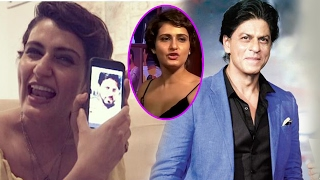 This DANGAL Actress Fatima Sana Shaikh Did The Creepiest Thing For Shah Rukh Khan!