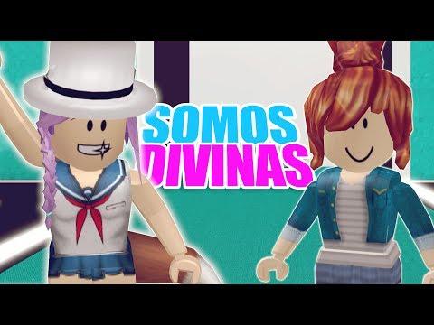 SOMOS SUPER DIVINAS !!! | Roblox Fashion Freenzy en español