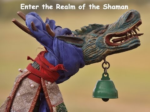 Enter The Realm Of The Shaman