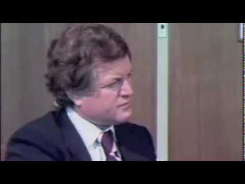 Ted Kennedy on Universal Health Care, 1977
