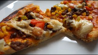 Fitness Kitchen #6 - Protein Pizza (Low Fat)