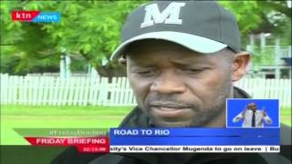 Kenya Women's Rugby Sevens team will participate in 2016 Olympic games in Rio De Janeiro Brazil