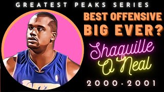 Shaquille O'Neal's power \u0026 agility made him nearly unstoppable | Greatest Peaks Ep. 9