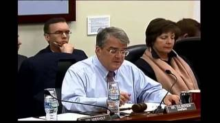 CJS Subcommittee Hearing Discusses Oceans Worlds