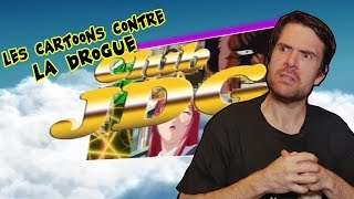 CLUB JDG - Les Cartoons contre la DROGUE !