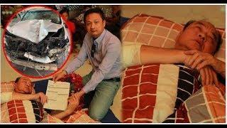 Khmer Comedy star អាណិត ពូកុយ ណាស់ របួសធូរស្បើយមែន តែធ្ងន់ជាងគេនោះគឺរថយន្តឡង់គ្រីស័រ