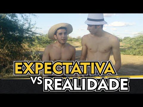 NORDESTE: EXPECTATIVA VS REALIDADE