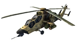 Battlefield 2: Euro Force Operation Smoke Screen SP - Eurocopter AS 665 Tiger HAP