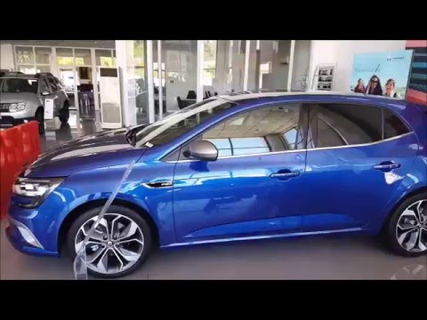 yeni renault megane 4 1 5 dci 110 hp edc icon bayii incelemesi ve test s r youtube. Black Bedroom Furniture Sets. Home Design Ideas