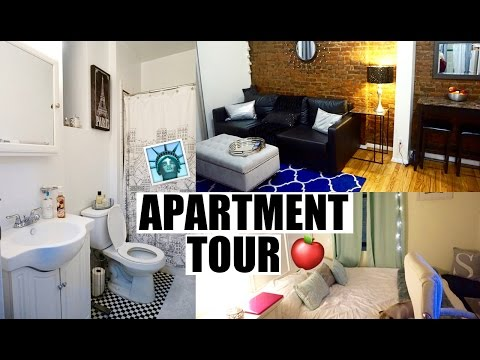 NYC One Bedroom Apartment Tour!