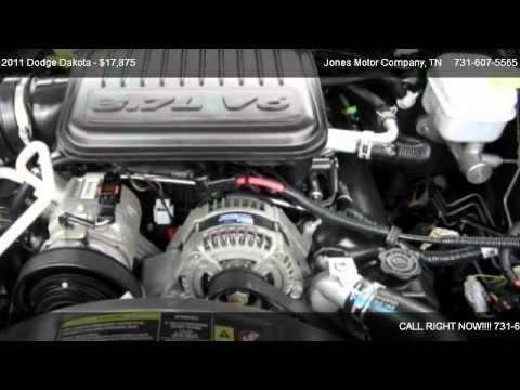 2011 Dodge Dakota For Sale In Savannah Tn 38372 Youtube