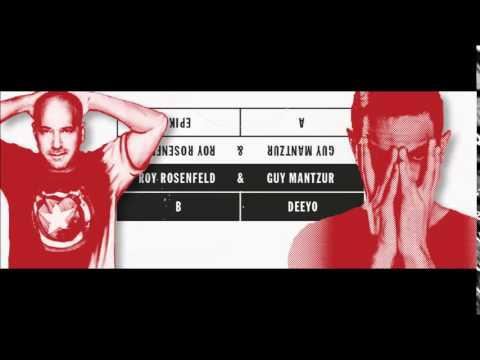 Roy Rosenfeld, Guy Mantzur - Deeyo [Kompakt]